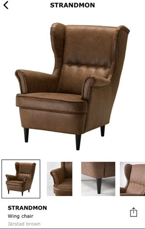 Wing chair for Sale in Washington, DC
