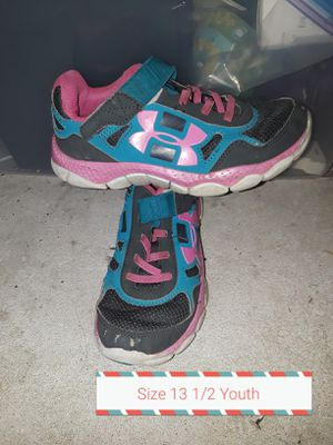 Girls shoes 13.5 for Sale in Fairfax Station, VA