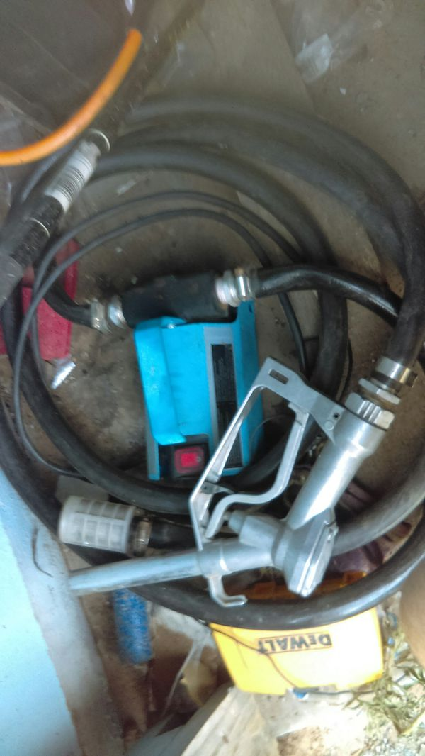 Fuel pump for truck auxiliary tank (Auto Parts) in Norman, OK - OfferUp