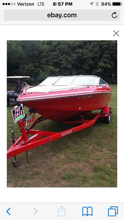 1994 celebrity status speed boat