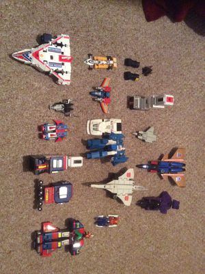 Various Transformers Toys, Figures, and Parts for Sale in Marblehead, MA