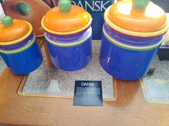 Dansk cannister set new Thumbnail