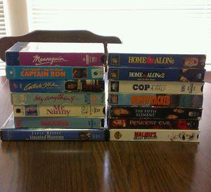 VHS Tapes Lot for Sale in Garner, NC