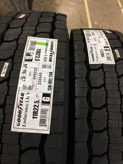 Tires Dump Truck Thumbnail