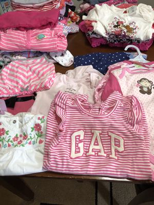 Girls clothing size 6 months for Sale in Herndon, VA