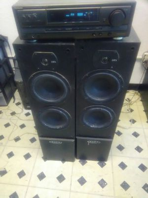 Home stereo for Sale in San Bernardino, CA