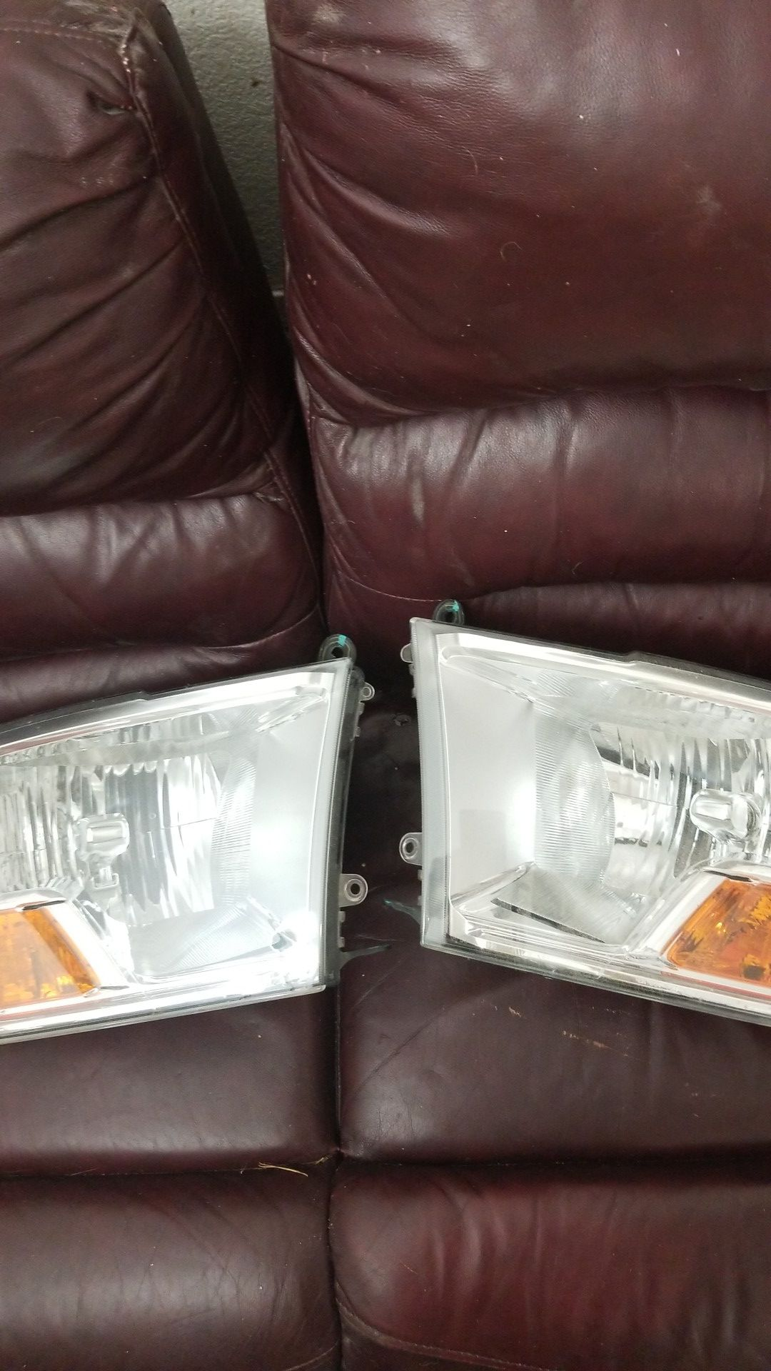 Ram truck headlights