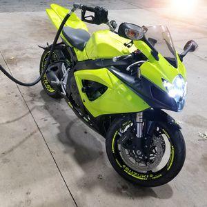 Photo Suzuki Gsxr motorcycle