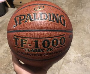 TF 1000 Basketball for Sale in Silver Spring, MD