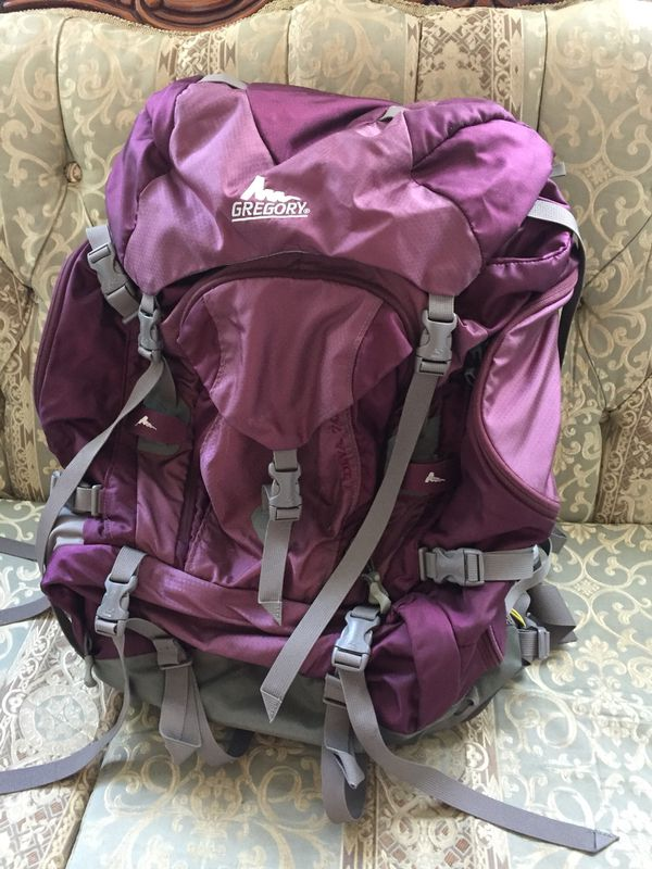 Gregory Deva 70 Hiking Pack Women s Small w WS Precurved Harness for ... 3d0bda3b1d7cf