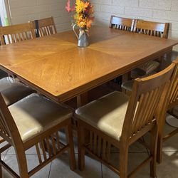 Table With 8 Chairs Thumbnail