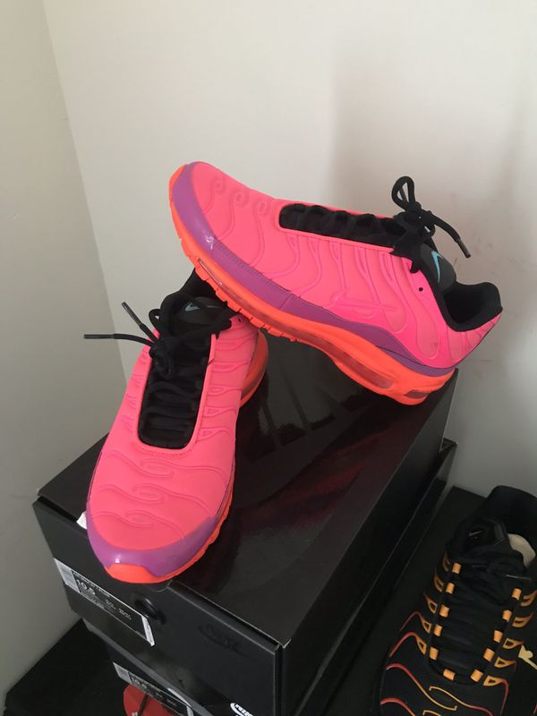 a8ec5e2015f7 Nike Air Max 97 Plus Racer Pink Size 10.5 for Sale in Decatur