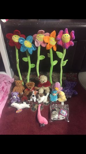 Assorted Stuffed Plushies for Sale in Orlando, FL