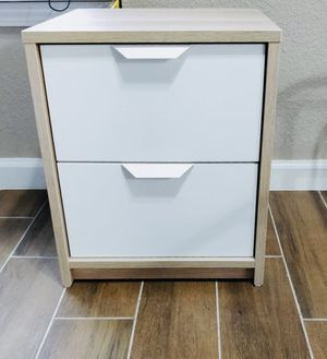 Photo $50 IKEA bedside table BARELY USED (1 month) sold for $30