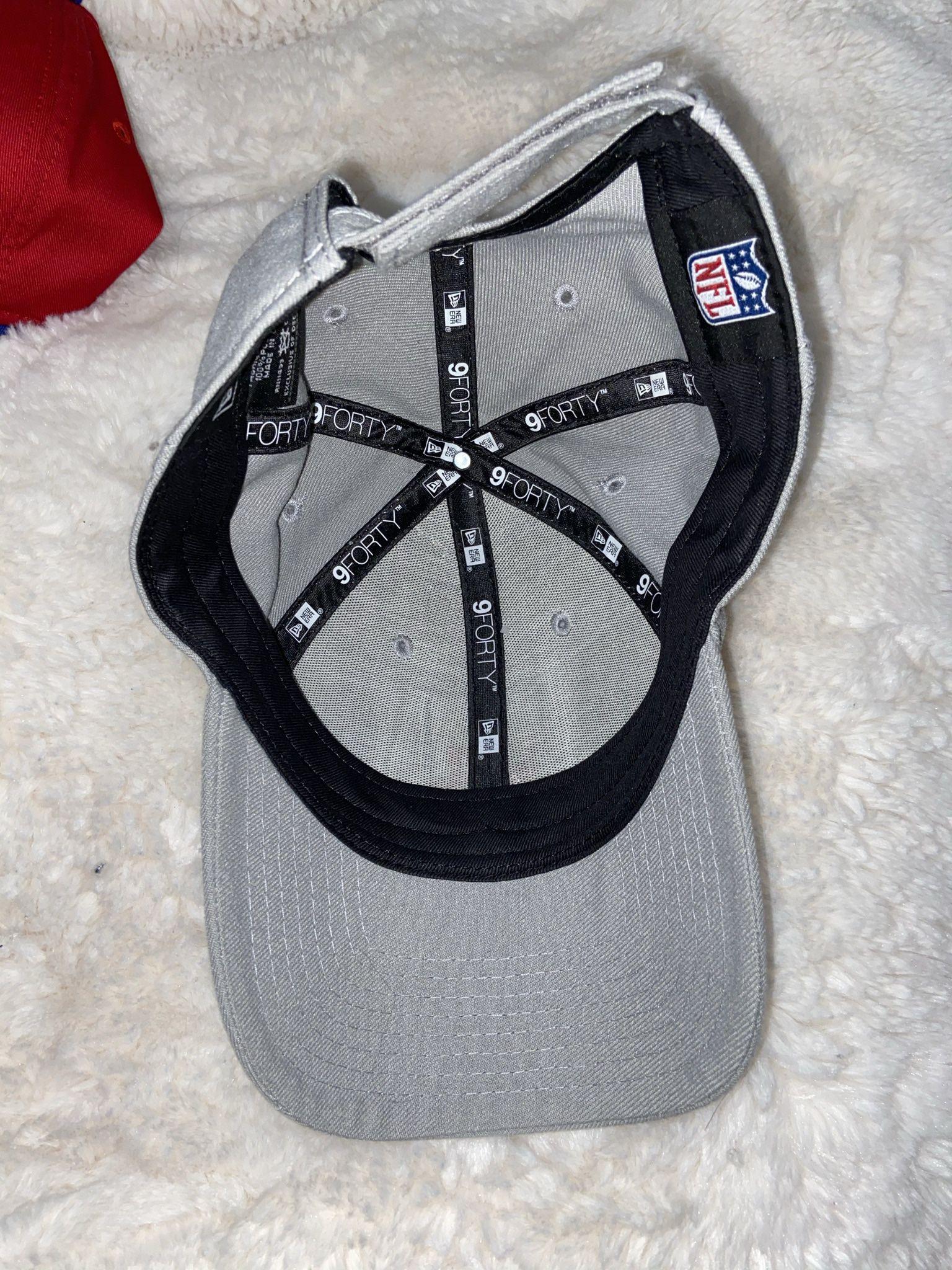 Grey NFL baseball Cap