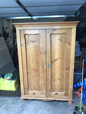 Antique armoire for Sale in Rockville, MD