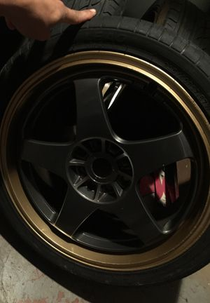 Rims 17 nice for Sale in Oxon Hill, MD