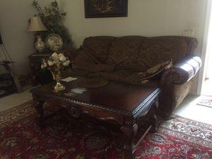 4 pieces living room furniture for Sale in Alexandria, VA