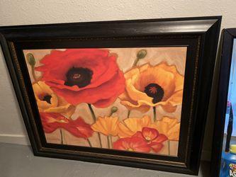 Framed art Thumbnail
