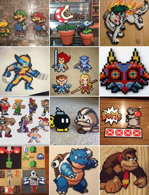 Pixel art for Sale in Winchester, CA
