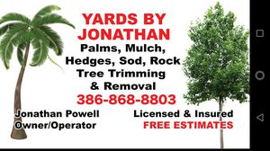 Jonathan call for free estimates for Sale in DeBary, FL