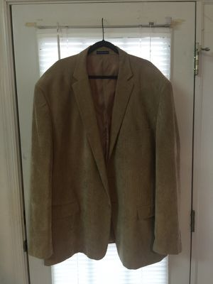 Men's Corduroy Blazer Size 60L for Sale in Richmond, VA