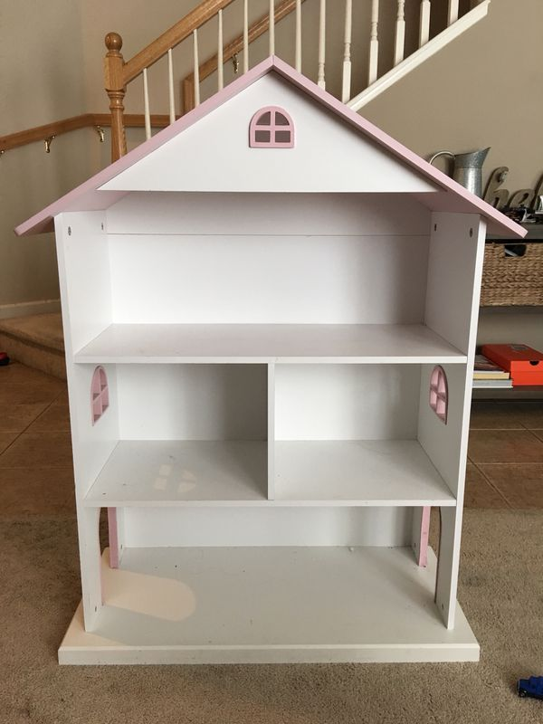 Foremost Dollhouse Bookcase