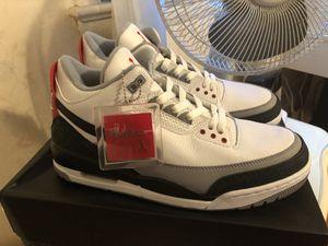 Air Jordan 3 Tinker Size 11 Brand New for Sale in Washington, DC