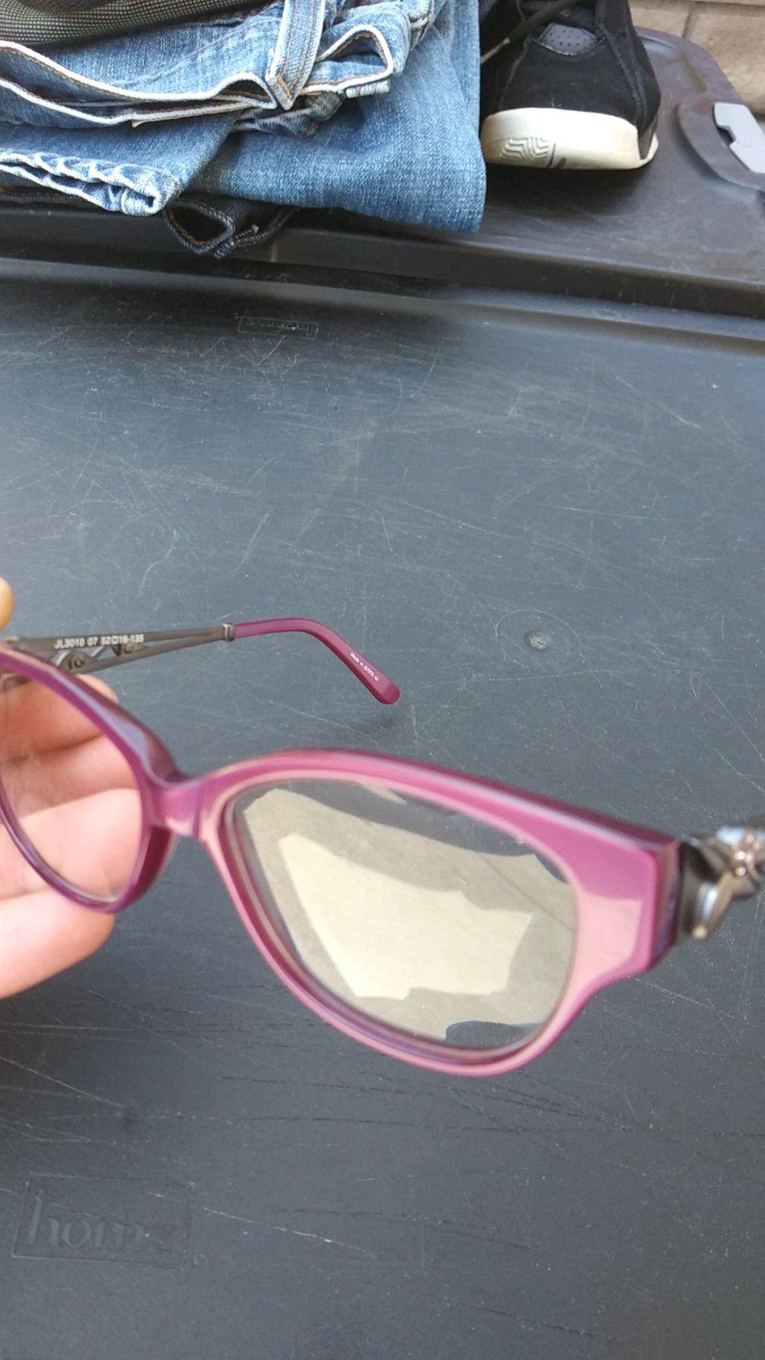 Glasses Judith Libier