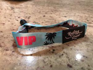 ROLLING LOUD VIP Bracelet. $500. for Sale in Miami, FL