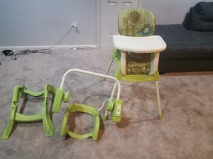 3 in 1 high chair for Sale in Gaithersburg, MD