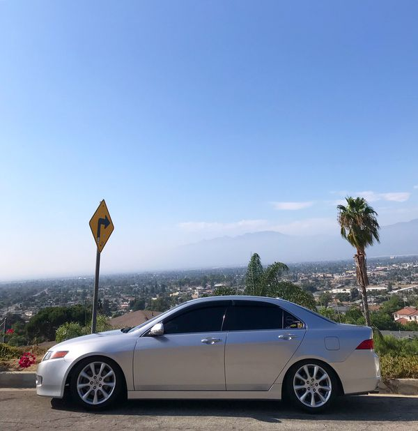2007 Acura TSX Cl9 Clean Title For Sale In Baldwin Park