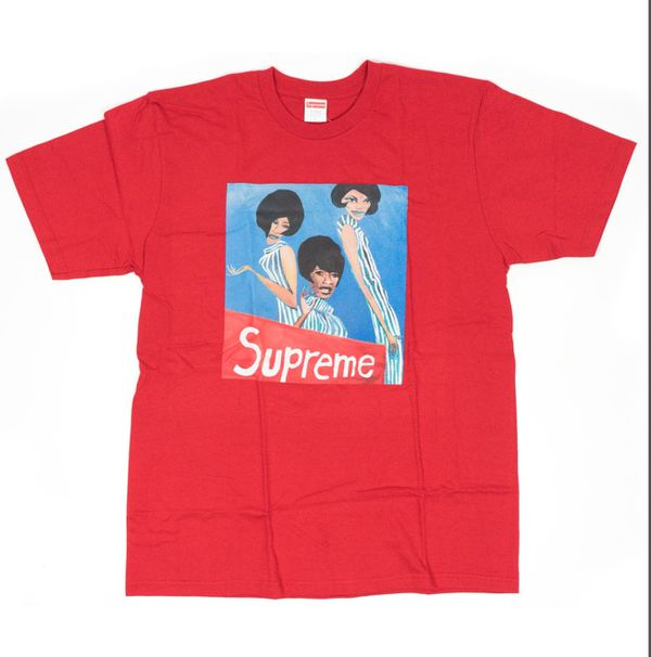 a6ed1ebe6eb2 Supreme Group Tee - Red XL for Sale in Apollo Beach, FL - OfferUp