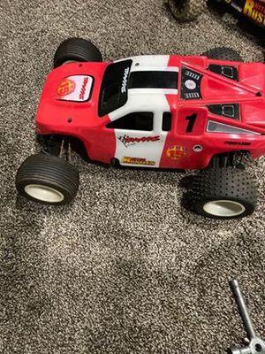 Photo Traxxas nitro cars