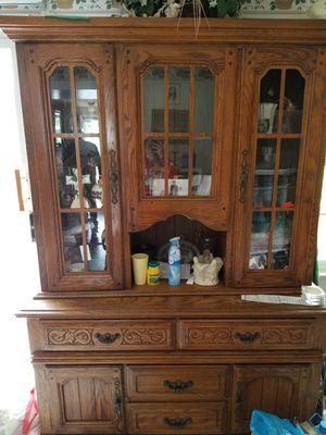Antique China Cabinet for Sale in Manassas, VA
