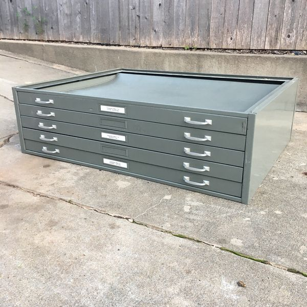 5 drawer map blueprint flat file cabinet 53 w for sale in oklahoma 5 drawer map blueprint flat file cabinet 53 w for sale in oklahoma city ok offerup malvernweather Image collections