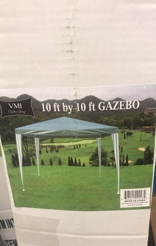 Brand New Vmi Outdoor Living Pop Up Gazebo 10x10 For In Antioch Ca Offerup