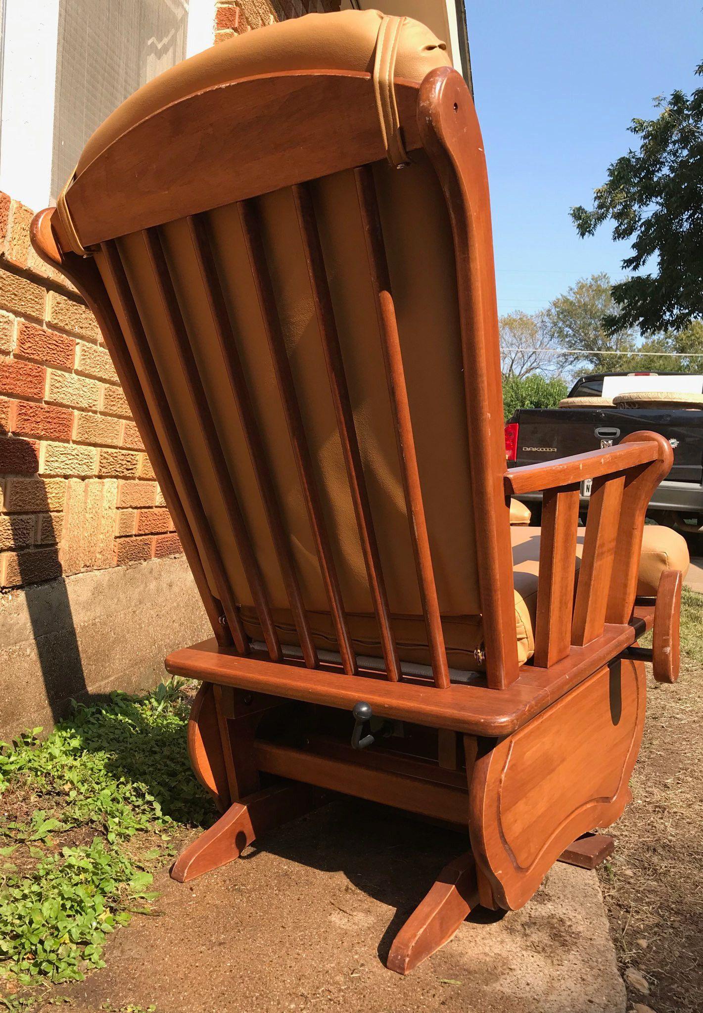 Newport Highback Glider Chair