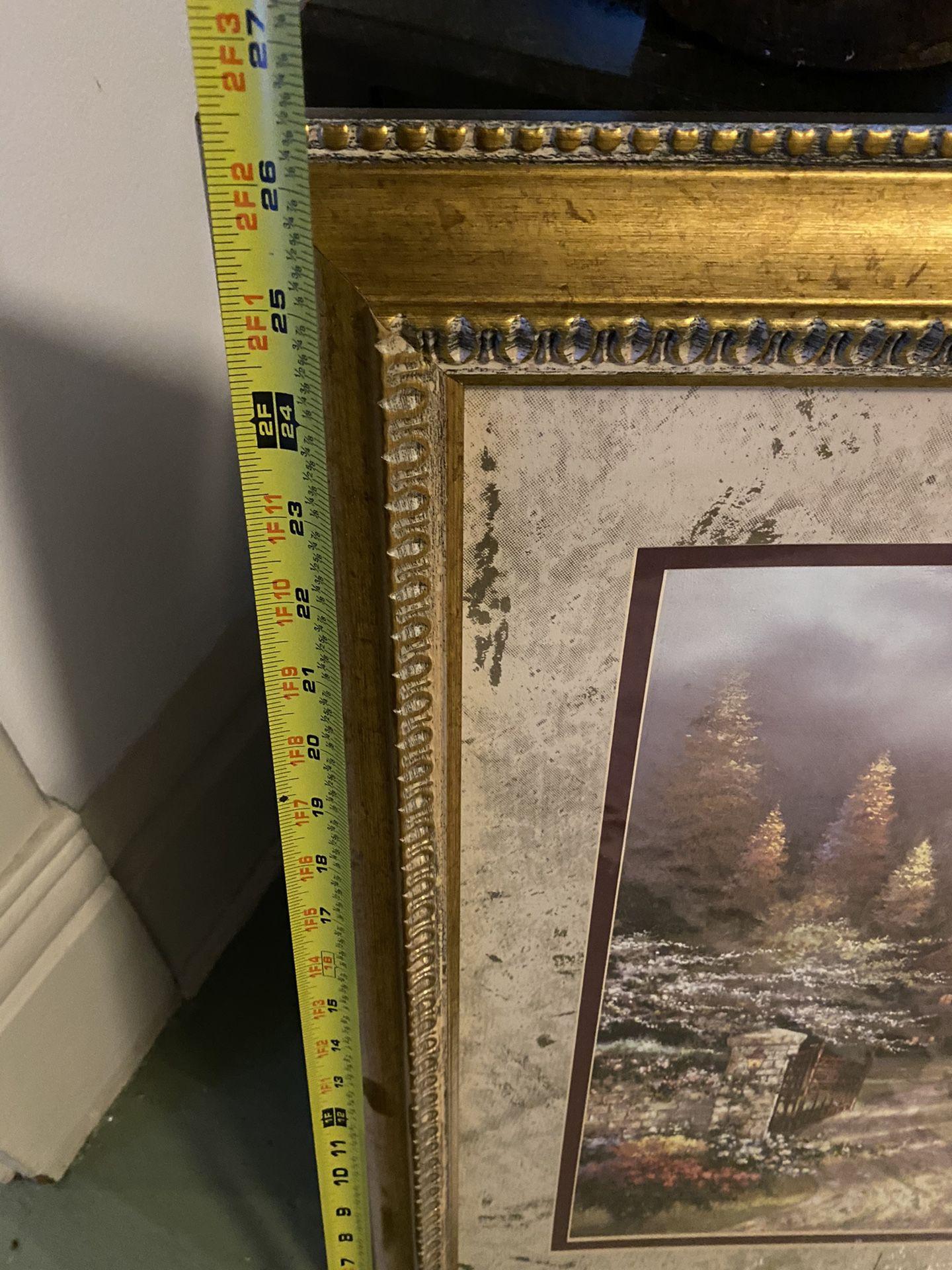 Painting / Artist / Art / Drawing / Photograph / Canvas / Artwork / Gold frame