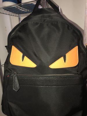 Fendi Monster Backpack Bag for Sale in Waldorf, MD
