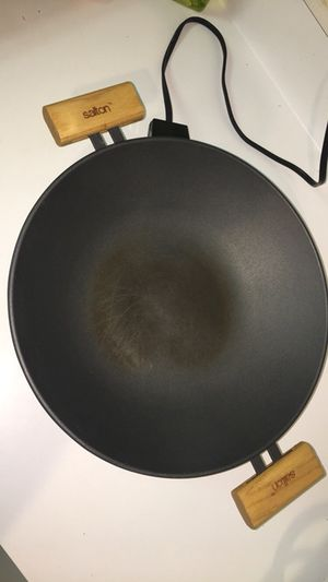 Electric wok for Sale in Rockville, MD