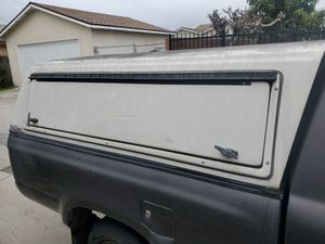 Photo Toyota camper shell
