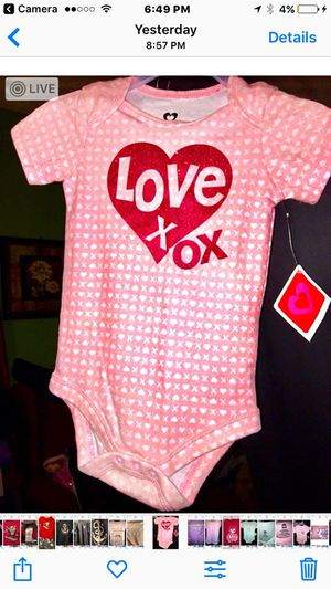 Baby n toddler clothes. Ask for sizes. for Sale in Pittsburgh, PA