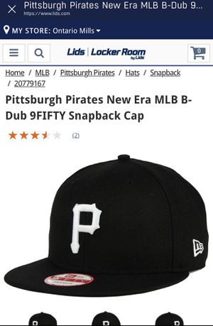 size 40 b9cba 02e29 ... mlb youth b dub 9fifty snapback cap ad0d4 ad0f3  italy pittsburgh  pirates new era snapback for sale in ontario ca offerup e047e 04b83