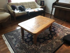 Coffee table for Sale in Mount Airy, MD