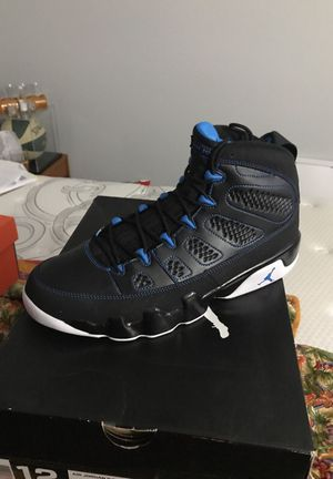 e03a2fad058b77 Air Jordan 9 Retro Photo Blue Size 12 for Sale in Santa Ana