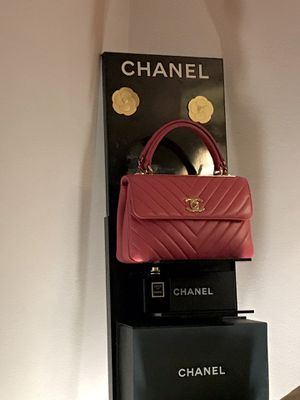 CHANEL 2018 Trendy CC *AUTH* NEW LAMBSKIN— Pink for Sale in Chicago, IL