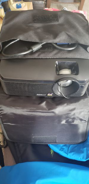 ViewSonic PJD5111 projector 2500 lumens for Sale in West Berlin, NJ
