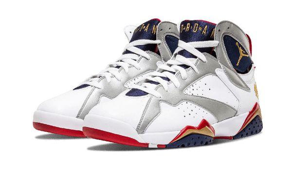 c534b323a38e Womens Mens Shoes Nike Air Jordan 7 Retro Olympic. SHIPPING ONLY + FREE  SHIPPING