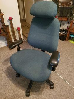 BodyBilt J3504 Big & Tall XL Office Chair Thumbnail